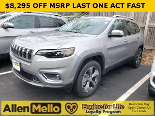 Lease A 2018 Jeep Grand Cherokee In Concord Nh Jeep Suv Sales